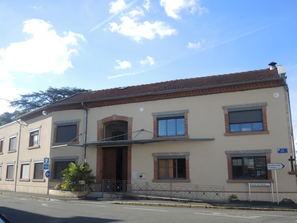 Le siège de la Communauté de Communes du Carmausin-Ségala