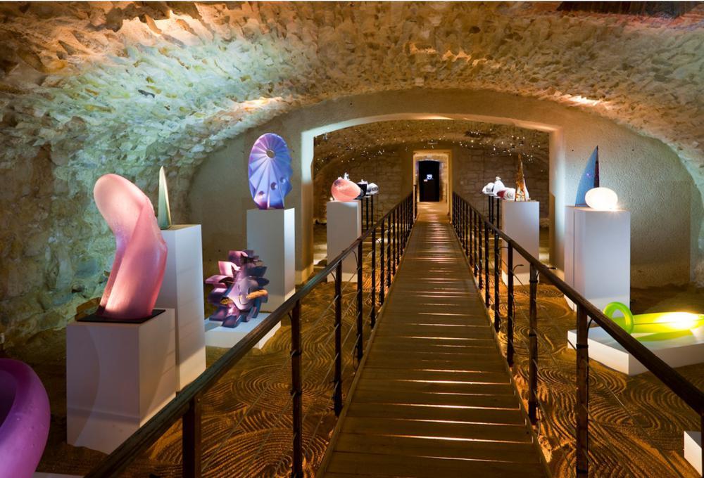 Le Musée Centre d'Art du Verre du Carmausin