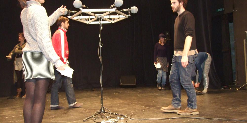 Stage au Théâtre Le Colombier aux Cabannes