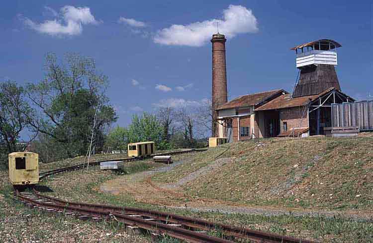 Musée Mine de Cagnac