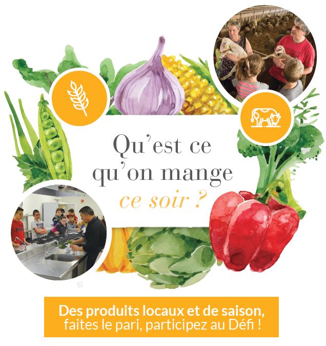 Lancement du Défi Alimentation Locale