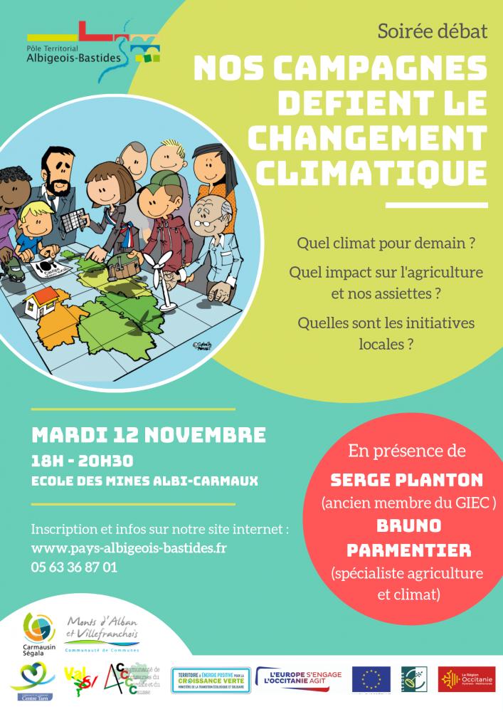 Programme du 12 novembre