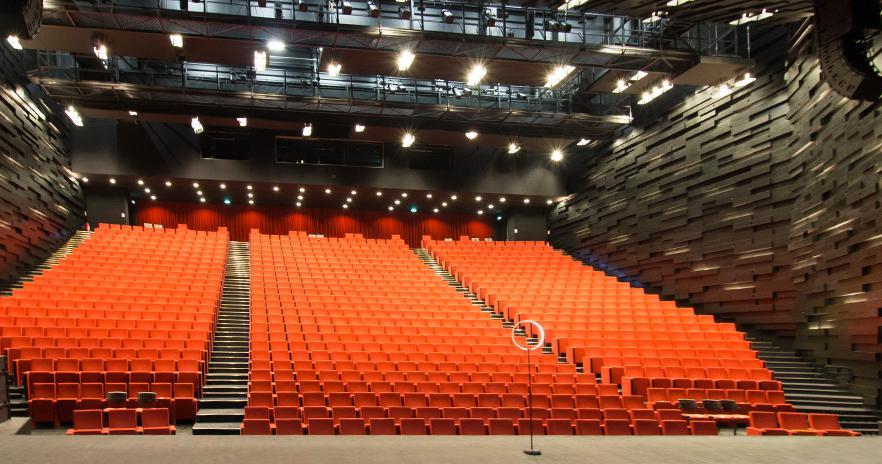 Le Grand Théâtre d'Albi