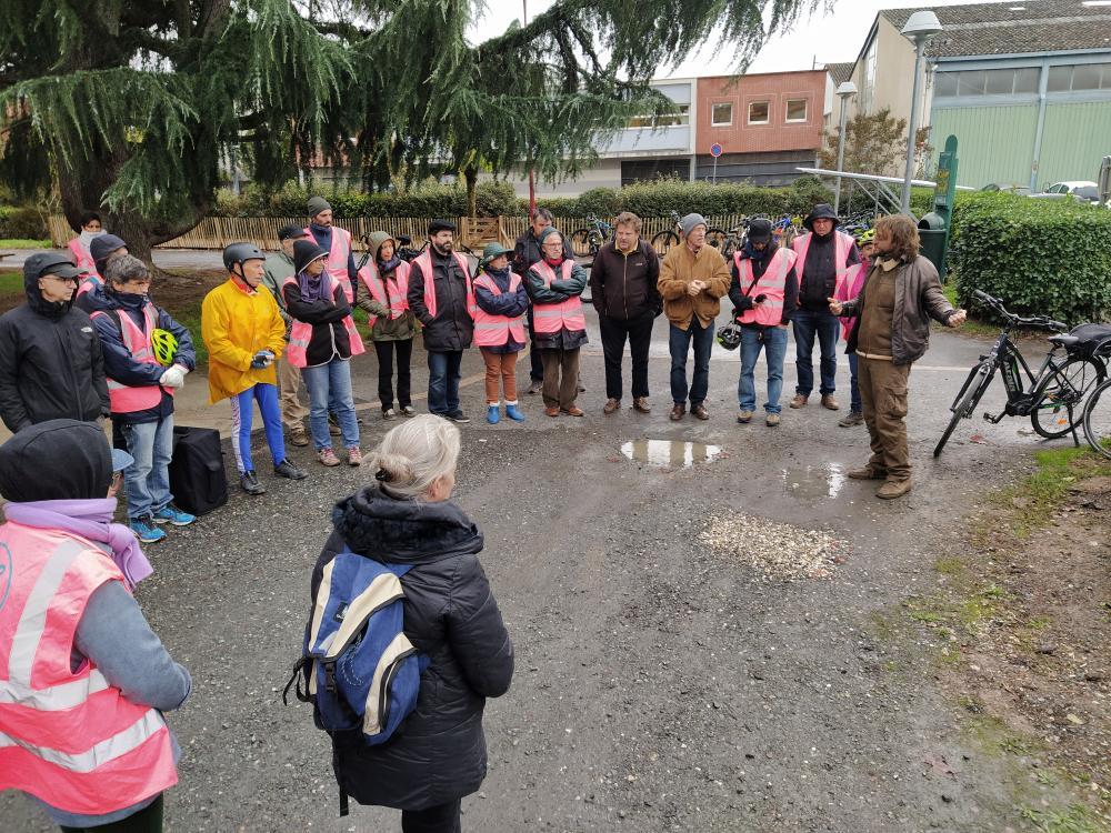 Intiative 1 : Découverte d'un des sites de compostage pédagogique collectif de la CC Centre Tarn