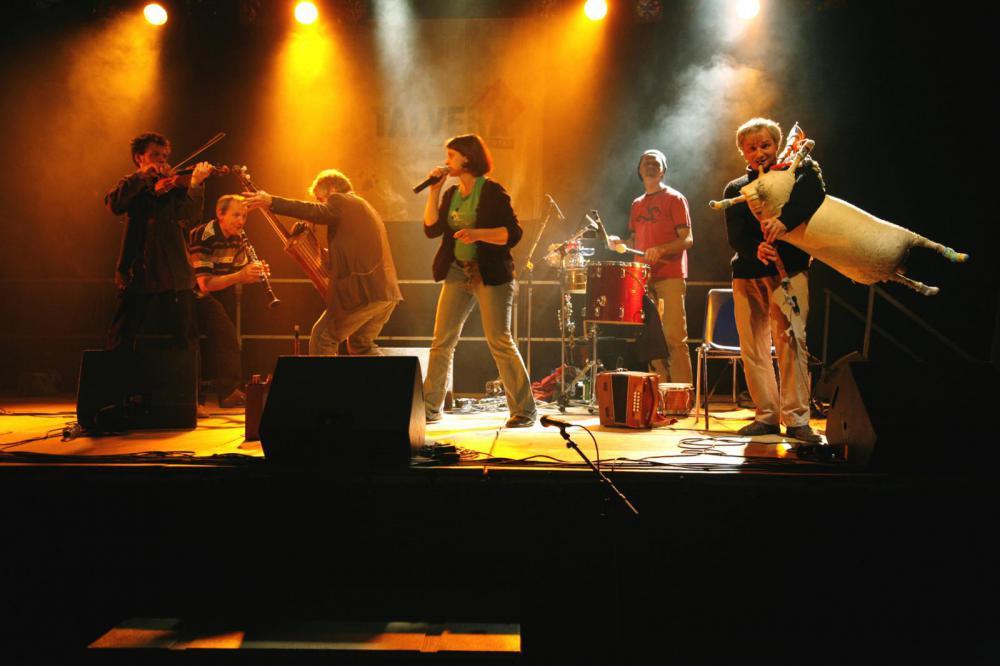 Concert de La Talvera avec Daniel Loddo