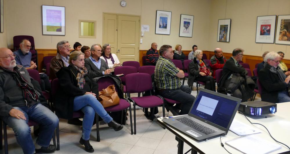 Réunion publique SCoT le 15 novembre 2017 à Les Cabannes