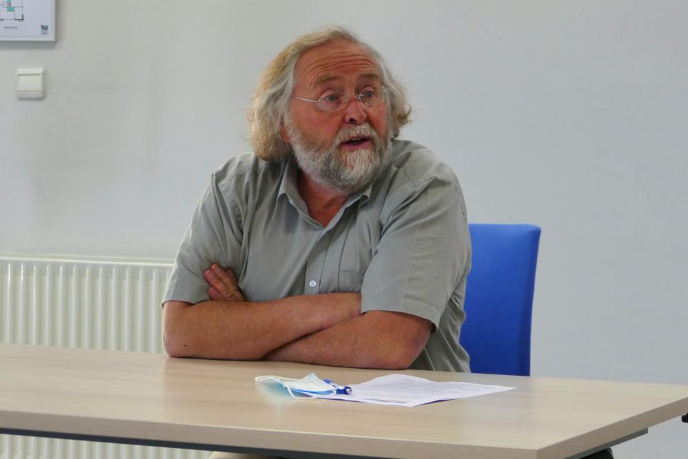 Bernard Bouvier, Président