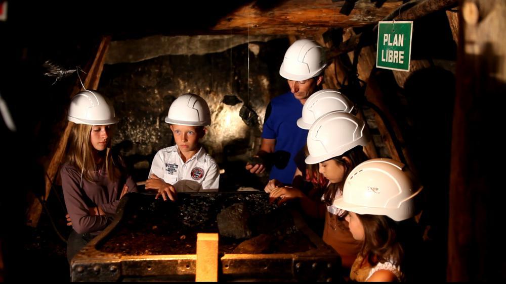 Le Musée-Mine de Cagnac