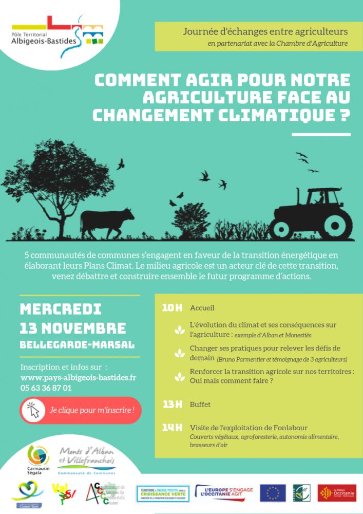Programme de la journée agricole bellegarde
