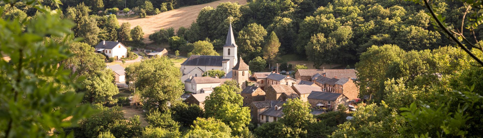 Village de Fraissines
