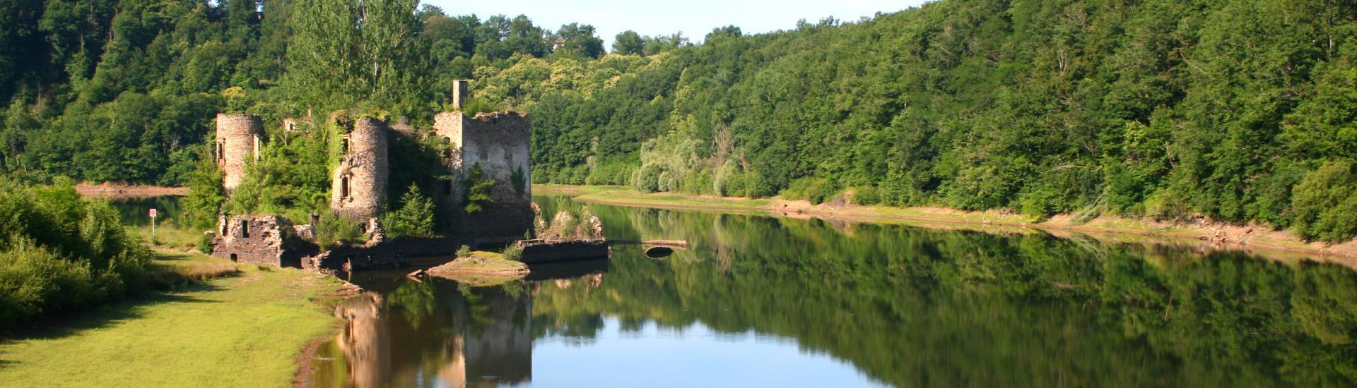 Chateau de Grandval, Teillet