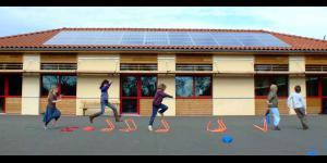 Combrailles durables - Projet citoyen sur l'école de Loubeyrat (63)