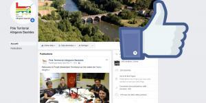Le Pôle est sur Facebook!