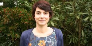 Anaïs Huot, chargée de mission Projet Alimentaire Territorial