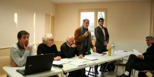 Conférence des Maires du 7 février 2017 à Valderiès
