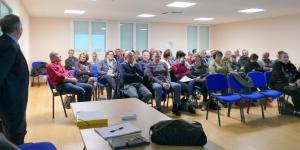 Réunion publique SCoT le 15 novembre 2017 à Valence d'Albi