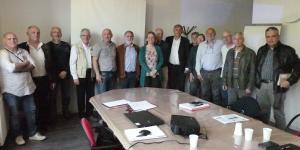 Les élus du comité syndical