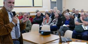 Conférence des Maires à Poulan-Pouzols
