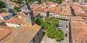 Bourg centre de Réalmont