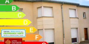 Rénovation de 4 logements communaux à Valderiès