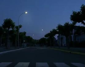 Eclairage nocturne